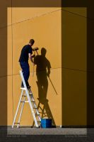 Helping My Shadow by Aderet