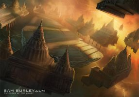 MTG: Astral Arena by samburley