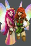 fairies by hinatabest