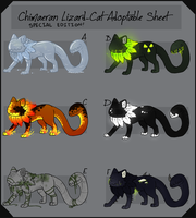 CLC Adopts Batch 10 *SPECIAL EDITION* by TheseWeirdFishes