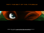wallpaper: TBOTS Michelangelo by theblindalley