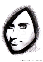 Jared Leto sketch by victory-a13