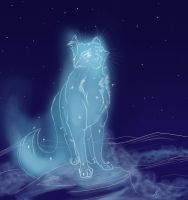 starclan cat by Blaukralle