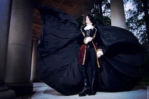 PandoraHearts:Glen Baskerville by Eternal-Jesus
