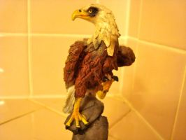 eagle Figurine Stock IV by 3-sisters-stock