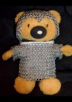 Tiny bear chainmail by Pimda