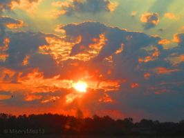 Summer Sunrise by Michies-Photographyy