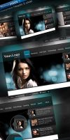 Amazing Web Slider And Header by blacktwo