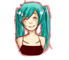 Miku Redo! by courbeause