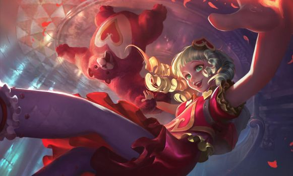 annie original splash art - photo #13