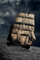 Tall Ships by cez-metal