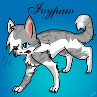 Ivypaw by 02wildmixy07