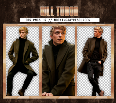 Pack Png: Will Tudor #454 by MockingjayResources