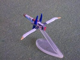 RX-200 Arwing Space Superiority Starfighter #2 by Starfox2o12