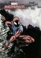 MM3 AP  Scarlet Spider by zane-degaine