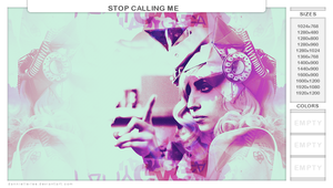 stop calling me by dannielle-lee
