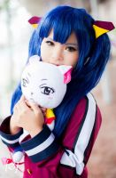 Fairy Tail- Wendy Marvell Cosplay by DatAsianChick