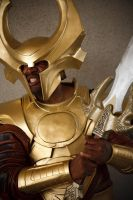 Heimdall: The Gatekeeper by Panamon