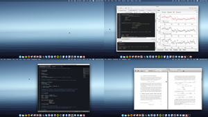 Elementary os luna globalmenu current desktop by luca00002002