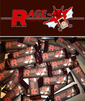 Youmacon 2013 - Rage Candy Bars (Snack Size) by gabiemiller