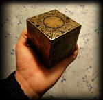 Hellrasier: Lament Configuration puzzle box by rubenick