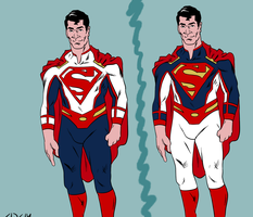 Superman 7-21 by stinson627