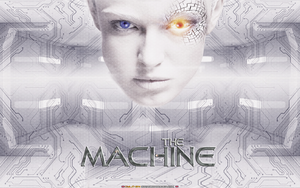 THE MACHINE (2014) by CSuk-1T
