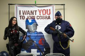 Nerd Institute - March 2013 by TheLadyNightshayde