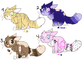 Kitty Adopts~! by Jackaloaf