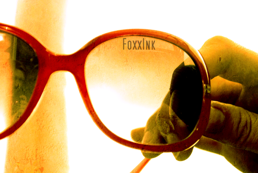 Sunglasses by FoxxInk