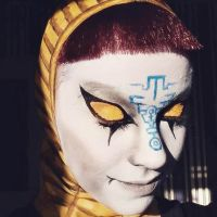 The Legend Of Zelda - Zant make up by NigruStea
