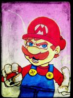 It's a Me!!!! by Nomad-Young