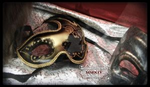 Classical Masquerade II by MissArtistsoul