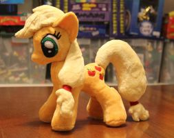 Operaton Apple Jack: Stage 3 All but the hat. by SirDragonLance