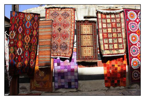 Arabian Rugs by glorysword