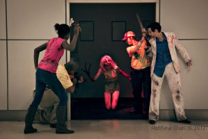 L4D2 - Shhhh.. I Hear A Witch... by KellyJane