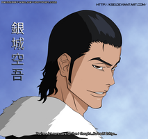 Bleach Kugo Ginjo by Remmirath90