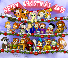 Merry Christmas 2015 by Lars99