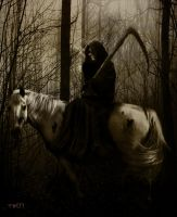 On a Pale Horse by wreckles