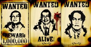 Most Wanted Doctors by yellowblur