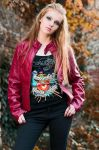 Rebel yell IV by antoanette