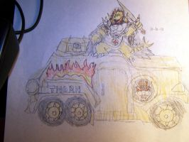 Thorn Koopa's new ride by Vyel