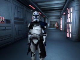 Captain Rex by CptRex