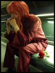 YYH: Contemplation by Possessed-Puppet