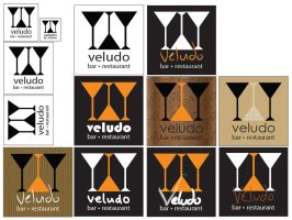 Veludo logo design by tanmei