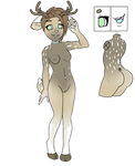 M'deer -CLOSED Offer to Adopt- by Errored-Adopts