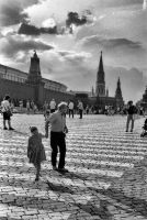 Red square by idrl