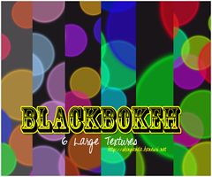 TEXTURE PACK 9 - Bokehness by chazzief
