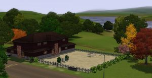 DBV90DCTs Show Barn by BVicius