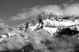 Mont blanc #6 by Chocolate87